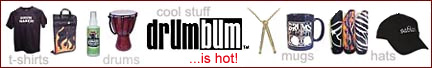 Drum Bum - Tshirts, Gifts and Free Drum Lessons